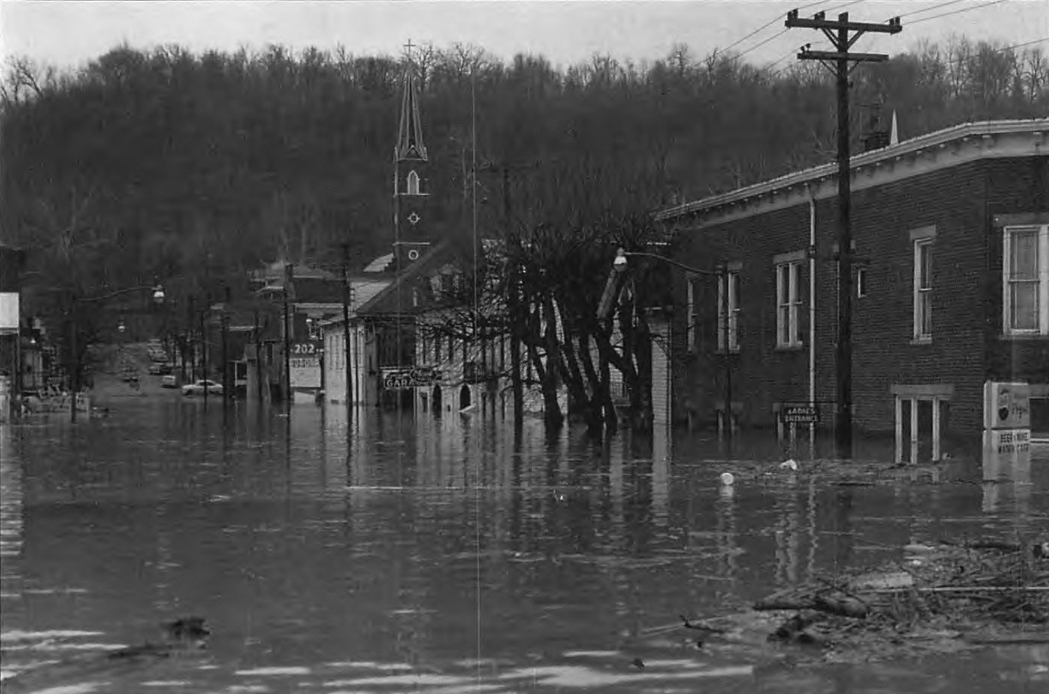 Aurora IN - flood 1938